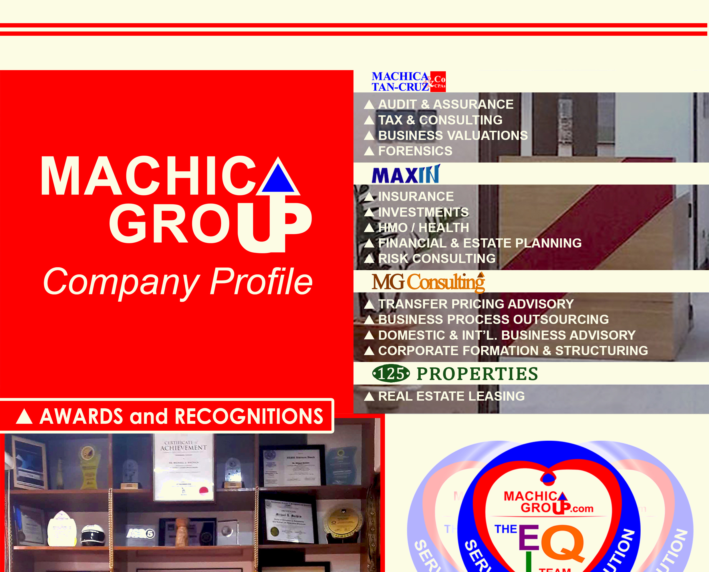 Company Profile Cover